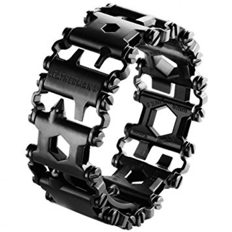 Bracciale Tread multitool 29 utensili Nero PVD (Leatherman)