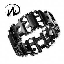 Bracciale Tread multitool 29 utensili Nero PVD (Leatherman)