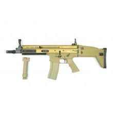 Fucile elettrico FN SCAR-L CQB Tan Cybergun