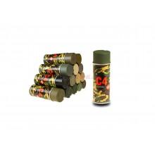 Spray C4 Mil Grade Color Spray RAL6031 (Armamat)