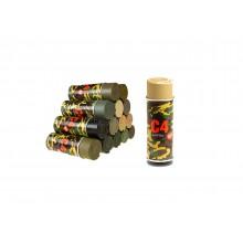 Spray C4 Mil Grade Colore Sabbia RAL 1040 (Mil Grade)