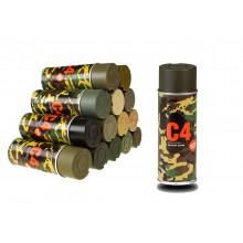 Spray C4 Colore MilGrade Ral 6040 (Armamat)