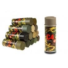 Spray C4 Colore Ral 7050 (Armamat)