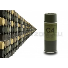 Spray C4 Colore Foliage Green RAL 7009 (Mil Grade)