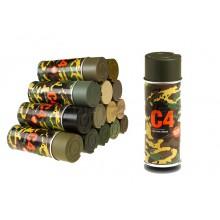 Spray C4 colore Mil Grade OD Green (Armamat)