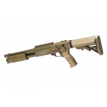 Fucile a pompa Short Breacher FDE Dark Earth (G&P)