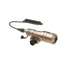 M300B Mini Scout Weaponlight 230 Lumen Dark Heart o Black (Night Evolution)