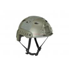 Elmetto FAST Helmet PJ con lenti Foliage Green (Emerson)