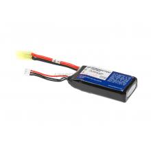 Batteria LiPo 7.4V 1300mAh 20C PEQ Type