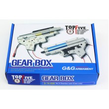 Gearbox Shell 8mm Blowback V2 da 8mm (G&G)