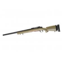 Fucile a molla da sniper M24 SWS Sniper Weapon System Desert (Snow Wolf)
