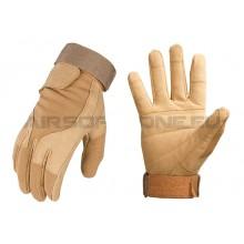 Guanti SOS Full Finger Coyote Brown (Invader Brown