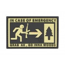 Patch In Case of Emergency