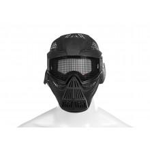 Maschera Commander Mesh Mask Nera (Invader Gear)
