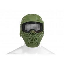 Maschera Commander Mesh Mask OD (Invader Gear)