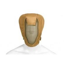 Maschera protettica completa con rete Tan (Invader Gear)