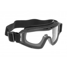 Maschera occhiali DLG Goggles Clear Black (Invader Gear)