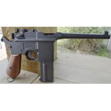 Pistola a co2 Mauser C96 Full Metal tiro singolo/raffica scarrellante (KWC)