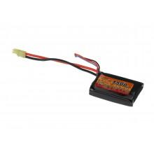 Batteria Lipo 7,4v 1500mah 20C PEQ Type (VB Power)