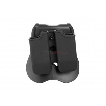 Double Mag Pouch for M9 / P226 / P99 Cytac