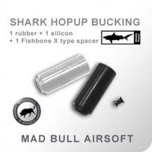 2 Gommini Hop Up Shark + pressori (Madbull)