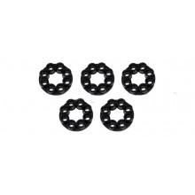 5 anelli caricatore per Revolver Ruger SuperHawk