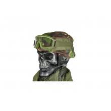 Maschera metallica Skull Face Teschio (Invader Gear)