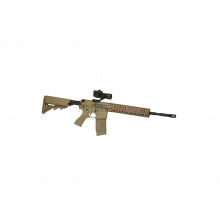 Fucile elettrico CM16 R8 Fiber BodyTAN (G&G)