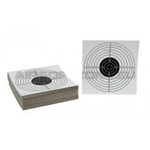 Visuali Bersagli in carta 14x14cm (100 pezzi)