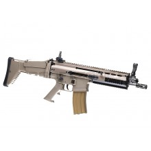 Fucile GBR SCAR-L Open Bolt TAN (WE)