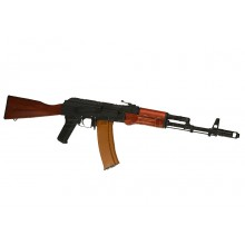 Fucile elettrico AK74 Full Metal Real Wood