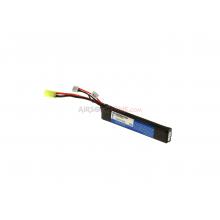 Batteria LiPo 7.4V 1100mAh 20C Stock Tube Type