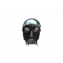 Maschera metallico mezza facce Desert Corps (Invader Gear)