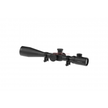 Ottica 8-32x56E-SF Sniper Illuminata Nera
