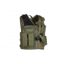 Tattico Crossdraw Vest OD MK.II (Invade Gear)