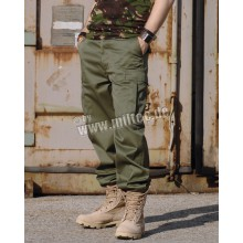 Pantalone US RANGER Tipo BDU Olive Tg.XXXL (Mil-Tec)