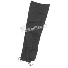 Pantalone ACU Rip/Stop nero Tg. XXL (Miltec)