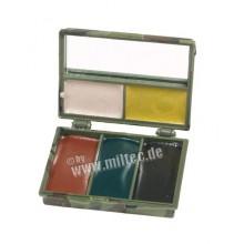 Crema per mimetismo facciale 5 colori (Mil-Tec)