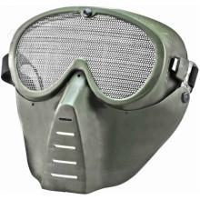 Maschera a rete mod.14 verde (DV)