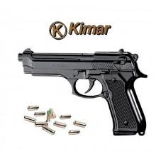 Pistola a salve 92 Auto cal. 8mm Nera (Kimar)