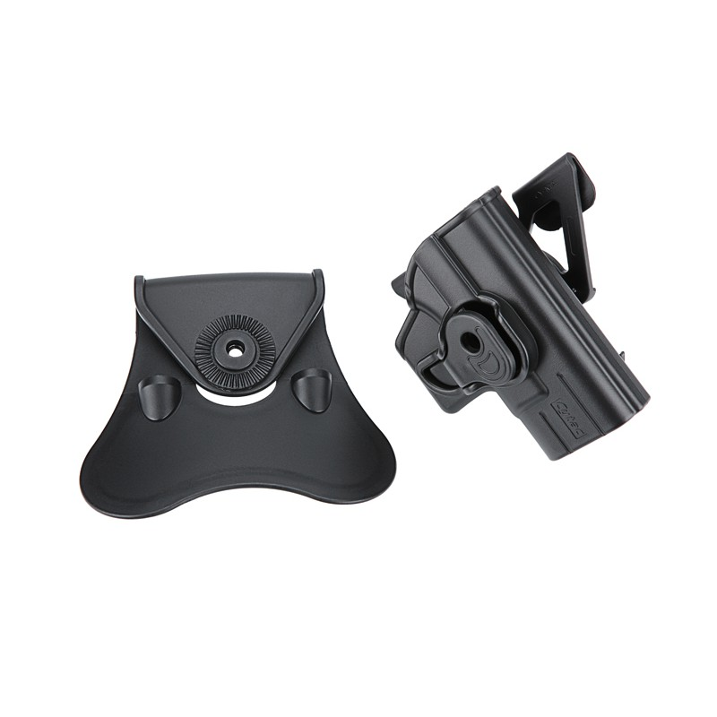 Fondina in polimeri per Glock 43 (Cytac)