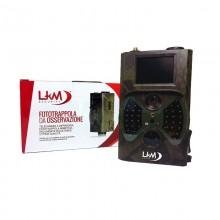 Telecamera Infrarossi Fototrappola GPRS GSM MMS LKM