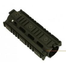 Guardamano asta Quad Rail per M4 (MAR4S) (NcSTAR)