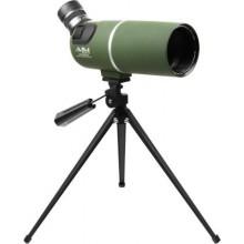 Cannocchiale da banco verde 30-90x65 con treppiede (AimSport)