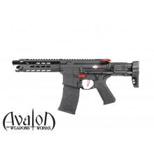 Fucile elettrico VFC Avalon Leopard CQB Nero (VFC)