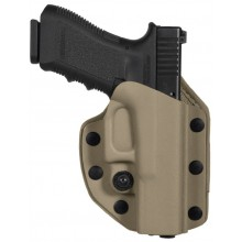Fondina in polimero stampato VKK8 per Glock 17 (Vega Holster)
